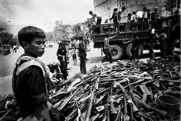 Падение Пномпеня (1975)