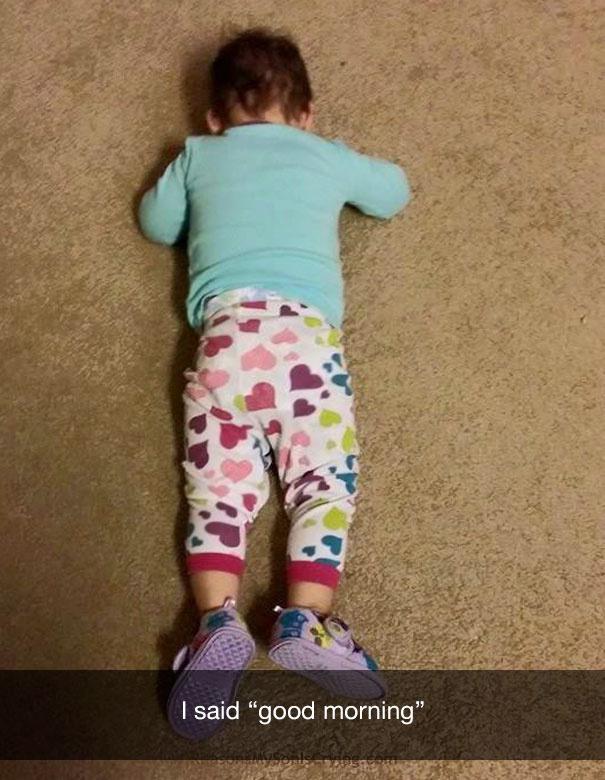 13 идиотских причин, по которым плачут дети