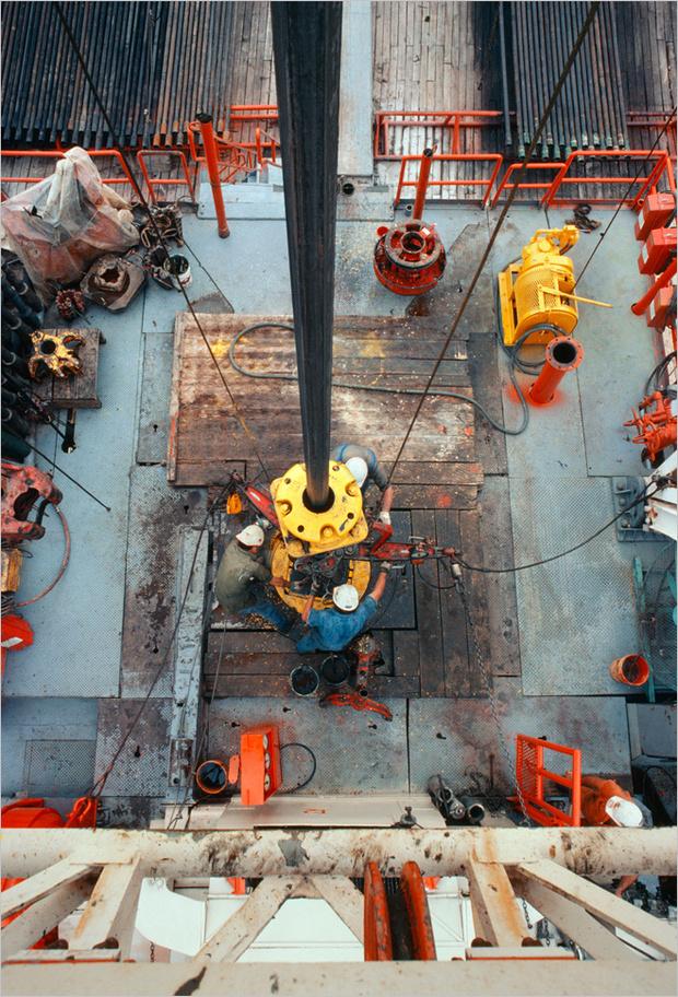 Фото №9 - Сланцевый апокалипсис «Газпрома»
