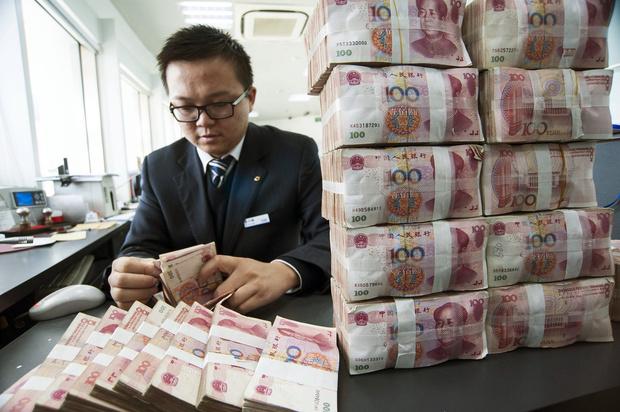 Фото №1 - Китайские банки присоединяются к американским санкциям против России