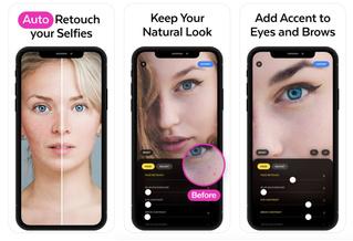 Авторы приложения Prisma выпустили приложение для ретуши портретов при помощи ИИ