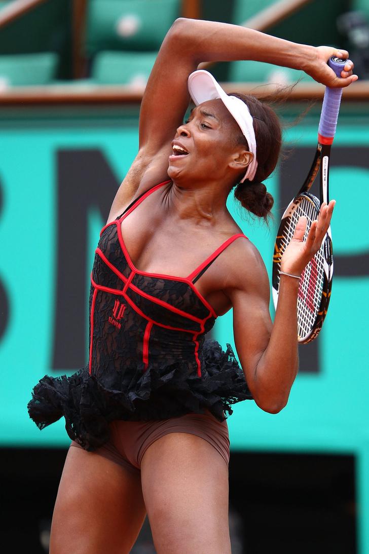Винус Уильямс, Открытый чемпионат Франции по теннису 2010 года