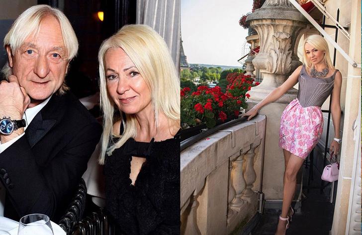 Фото №6 - Самые красивые российские звезды-участницы флешмоба FaceApp, выложили «состаренные» фото