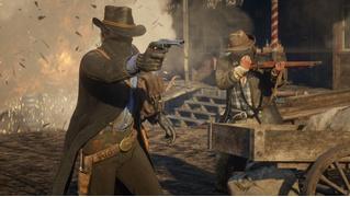 Вышел первый геймплей-трейлер Red Dead Redemption 2. Кажется, у нас появилась игра года