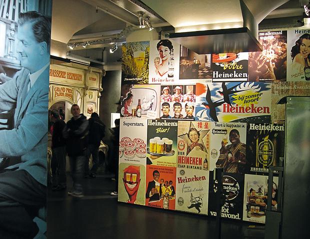 Фото №2 - Музей Heineken Experience