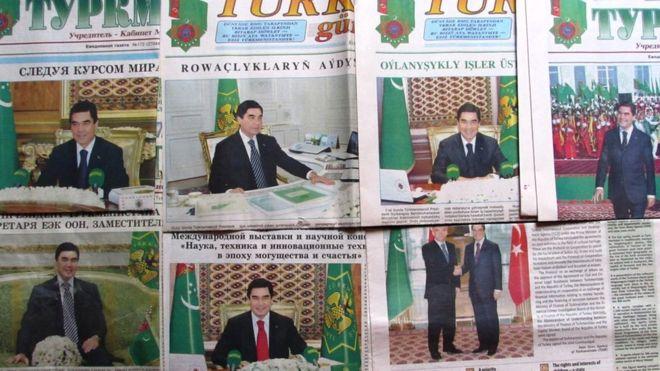 Фото №1 - Полиция Туркменистана проводит рейды по туалетам. Угадай зачем!