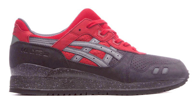 "Asics Gel-Lyte III ""Bad Santa"""