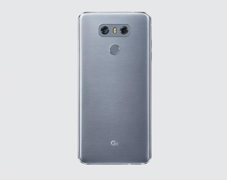Фото №2 - Из стекла и металла: вышел новый LG G6