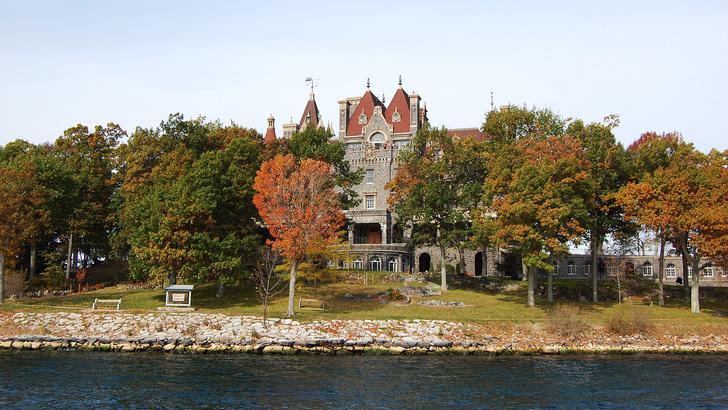 Фото №2 - Идеи для отпуска: замок Больдта, США