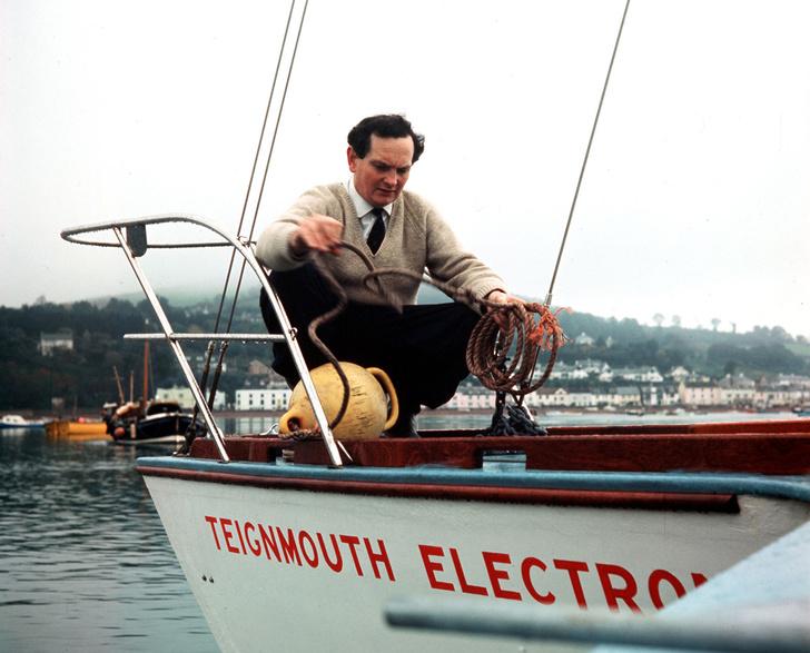 Фото №3 - Плот больного воображения: Захватывающая история самого неудачливого яхтсмена в истории