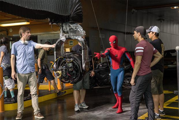 Новый Человек-паук Том Холланд: «Самое крутое в работе супергероя — летать на частном самолете»