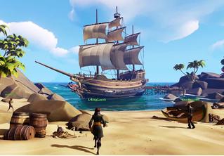 Море, экзотические острова и личный корабль! Почему тебе нужно будет поиграть в Sea of Thieves