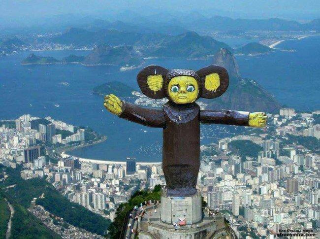Фото №3 - Лучшие шутки про Олимпийские игры 2016