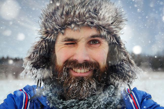Борода делает тебя здоровым и красивым!