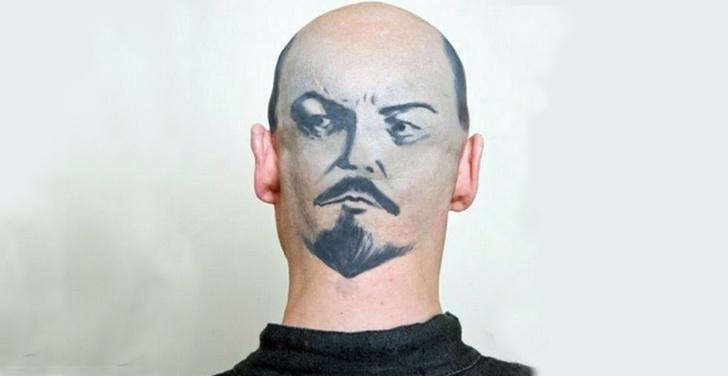 Фото №2 - Что означают татуировки депутатов