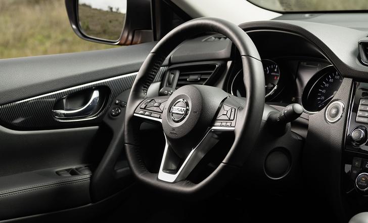 Фото №4 - Миллиметры его точности: обновленный Nissan X-Trail