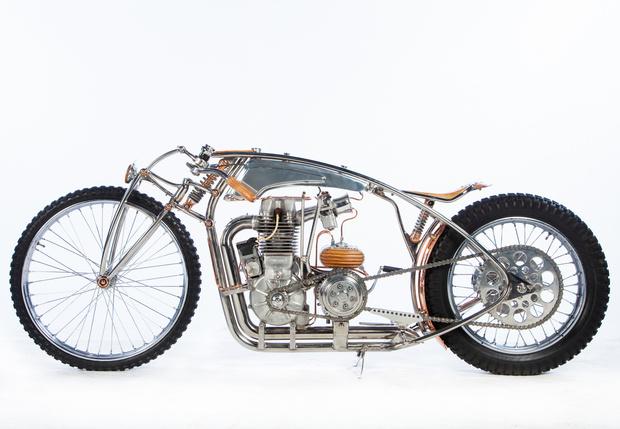 Фото №6 - Пять самых крутых мотоциклов года из России
