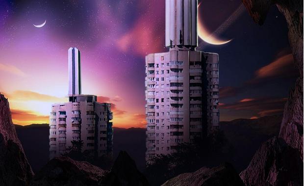 Фото №15 - Советские постройки на других планетах