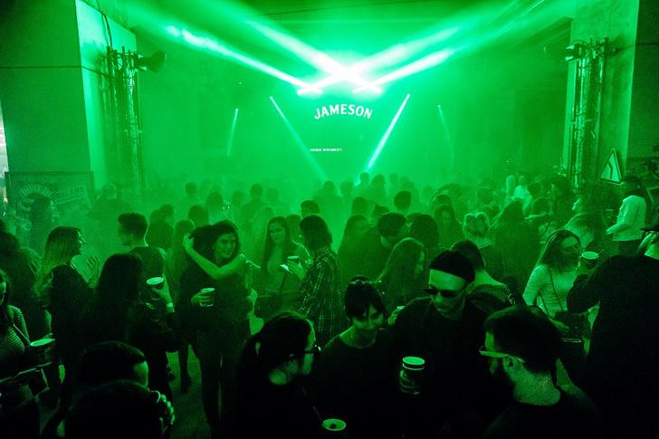 Фото №1 - Улицы Дублина на Jameson IrishHood