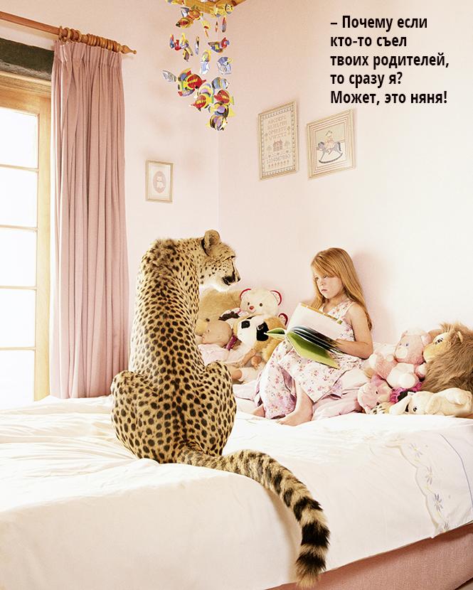 Фото №1 - Крупный домашний кот: как человечество пыталось приручить больших кошек