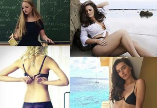 «Самая секусальная учительница в мире», модель plus size и другие выдающиеся девушки этой недели