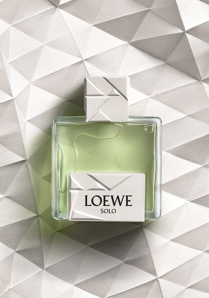 Фото №2 - Solo Loewe Origami для настоящих самураев