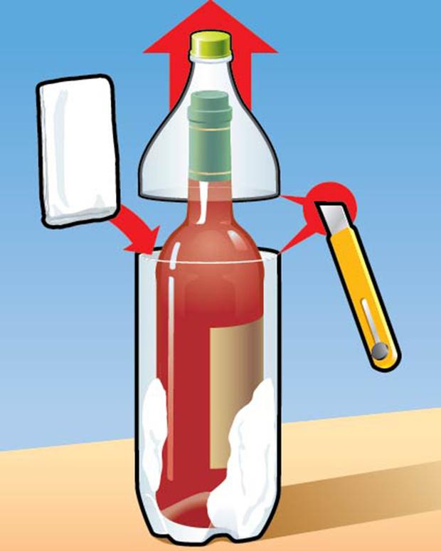 Фото №2 - Как правильно сдать вино в багаж