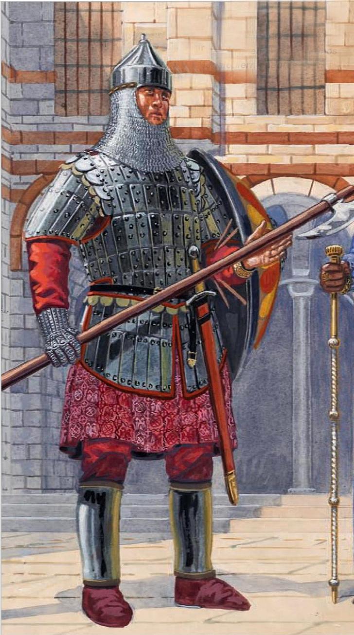 Фото №5 - 300 спартанцев, персидские «бессмертные» и другой спецназ древности
