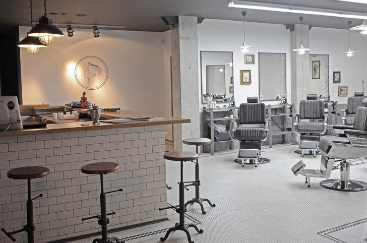 Фото №1 - История одной парикмахерской