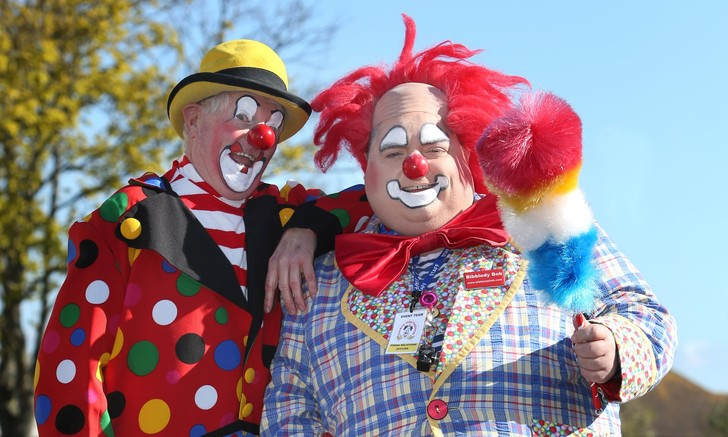 Фото №1 - Знаменитый клоун попросил перестать называть политиков клоунами, потому что это оскорбляет клоунов