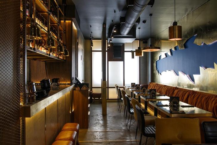 Фото №1 - Mollusca — новый ресторан и бар на Патриарших