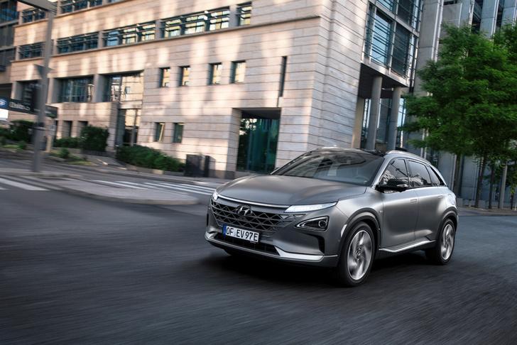 Фото №4 - В Корее водорожденная: новинка Hyundai, которой под силу изменить мир
