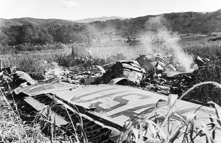 Фото №2 - Истребитель сбивает сам себя, и другие странные случаи гибели истребителей