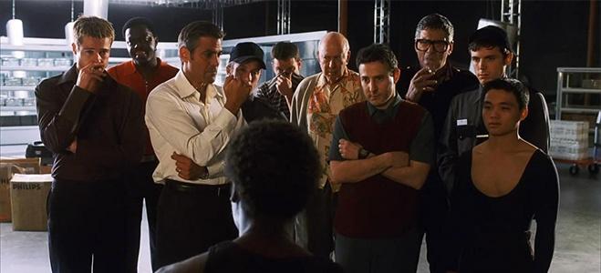 смотреть фильм 11 друзей оушена: