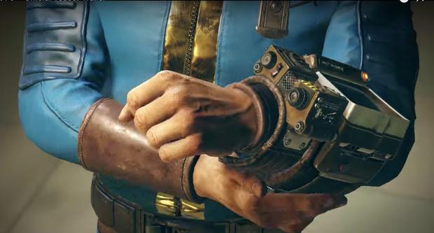 Фото №1 - Вышел официальный тизер нового Fallout