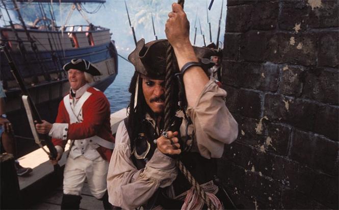 Фото №2 - 6 фактов о фильме «Пираты Карибского моря»