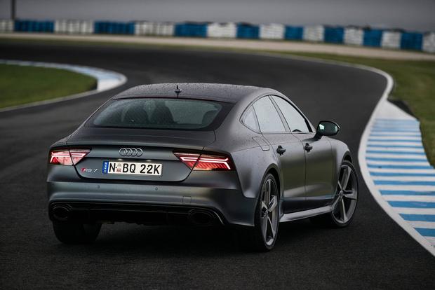 Фото №10 - Audi RS 7 Performance: 605 очень хитрых лошадей