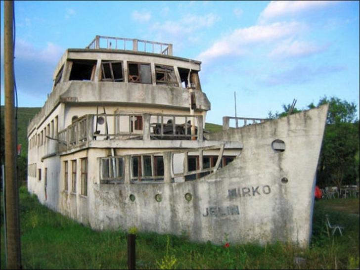 Фото №11 - Железобетонные корабли: ушедшая эпоха в 11 фотографиях