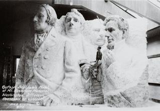 История одной фотографии: прототип горы Рашмор, 1941 год