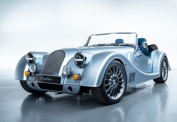Фото №1 - Ретросексуал: Morgan Plus Six