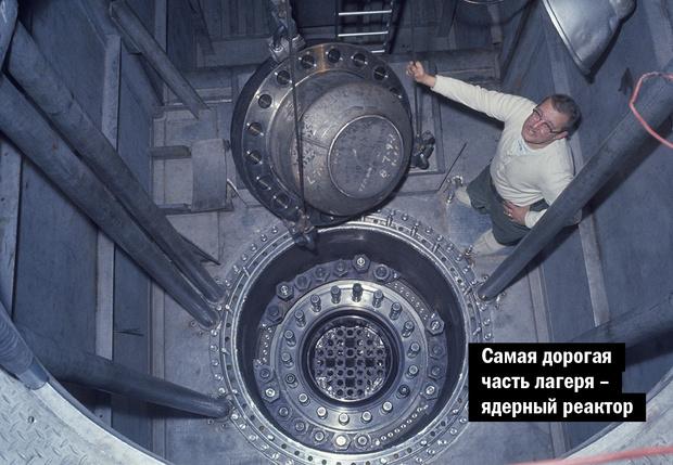 Фото №4 - Проект «Ледяной червь»: подледный город с 600 ядерными ракетами