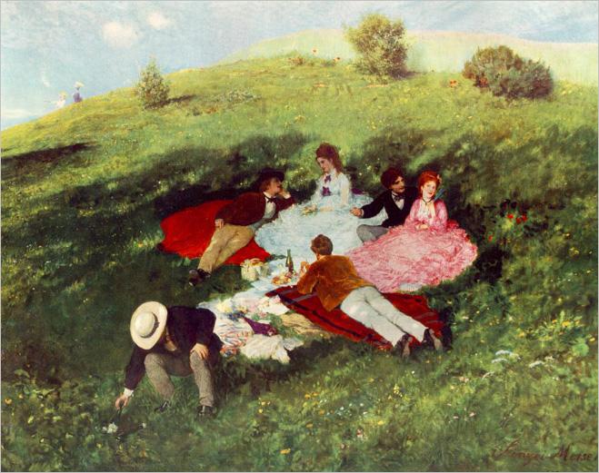 Фото №2 - Как организовать идеальный  пикник