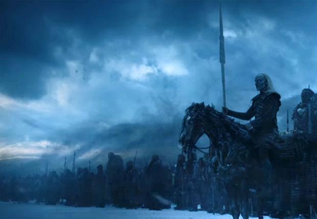 Фото №1 - В Сеть утекла заставка к первой серии финального сезона «Игры престолов», и это жирный спойлер