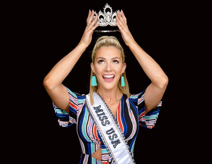 Фото №1 - А новая «Мисс США» Сара Роуз Саммерс, оказывается, ого-го! Клянемся на ее фото в бикини!