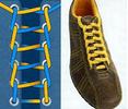 Фото №3 - 6 способов вязать шнурки: лесенкой, бабочкой, решеткой и другими поэтическими и практичными способами