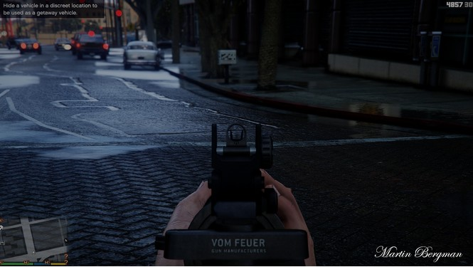 Grand Theft Auto 5 сделали еще реальнее