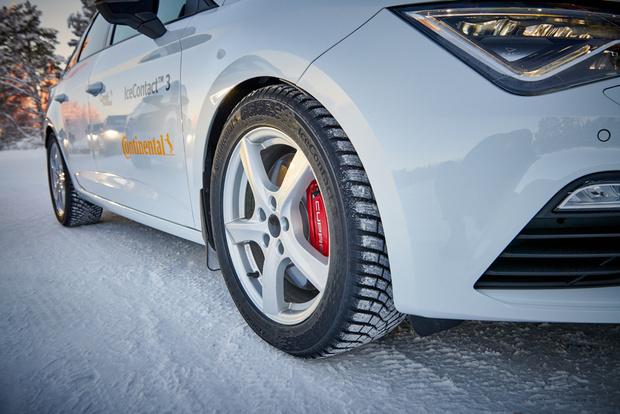 Фото №9 - Continental устроил революцию в мире зимних шин