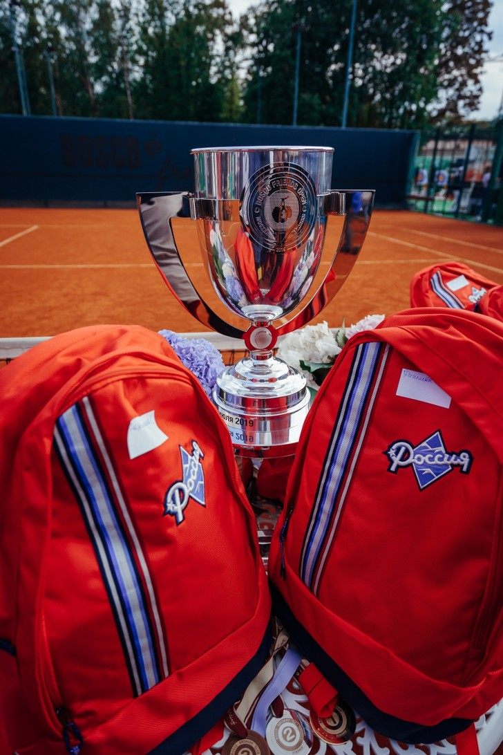 Фото №2 - Состоялся первый благотворительный теннисный турнир BoscoFriendsOpen