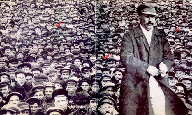 """""""Сталин и массы"""""""