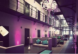 Из-за дефицита уголовников нидерландские тюрьмы переделывают в отели